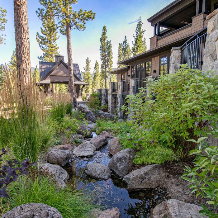 Outdoor Living Spaces Tahoe City, CA