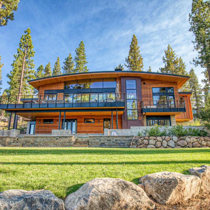 Tahoe City, CA Hardscaping
